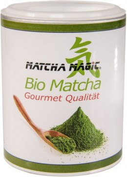 HERBATA MATCHA W PROSZKU BIO 30 g - MATCHA MAGIC
