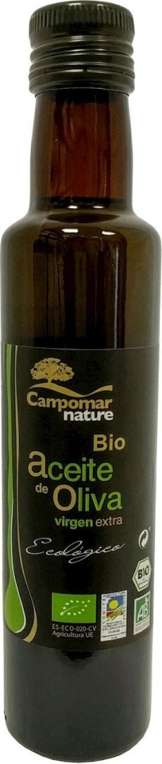 OLIWA Z OLIWEK EXTRA VIRGIN BIO 250 ml - CAMPOMAR NATURE