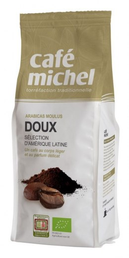 KAWA MIELONA ARABICA FAIR TRADE BIO 250 g - CAFE MICHEL